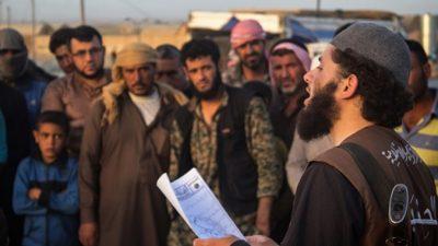 Исламские боевики провозгласили халифат на территории Ирака и Сирии