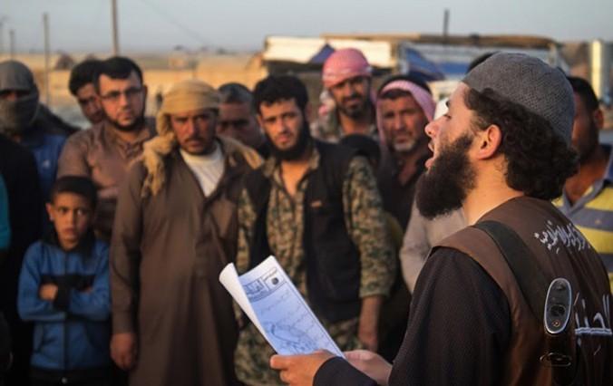 Боевики ИГ заживо сожгли 16 иракцев