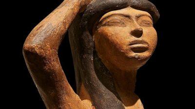 Египетская богиня Исида почитается в Индии