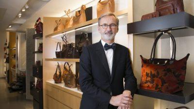 От курительной трубки до модной сумки: история Longchamp