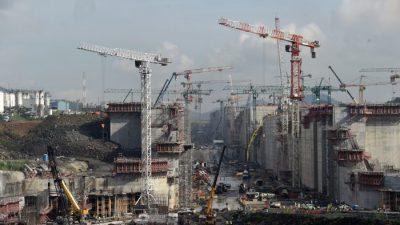 Китай хочет долю в Панамском канале