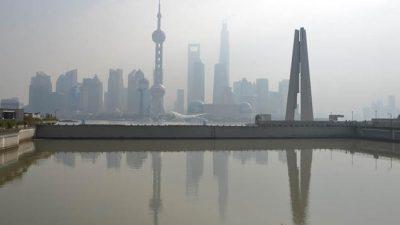 В Китае две трети запасов питьевой воды загрязнены