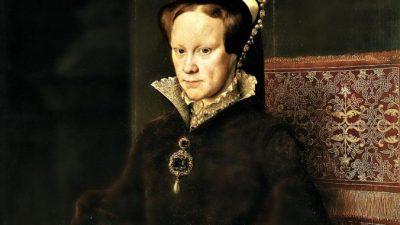 Кровавая Мэри: замужество, власть и смерть королевы Англии