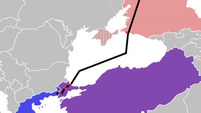 Строительство «Турецкого потока» откладывается