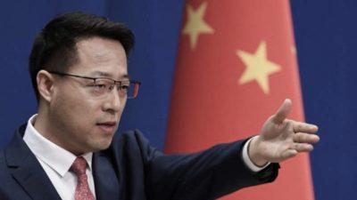 Фейковое фото китайского чиновника потрясло не только Австралию. Заявления о бесцеремонности поступили от разных стран