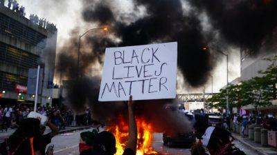 Движение против расизма Black Lives Matter — революционное протеже коммунистического Китая