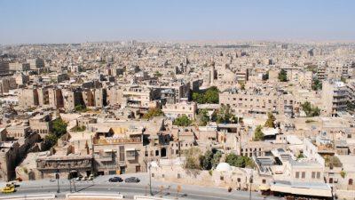 Золото в Алеппо дорожает, спрос падает