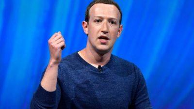 $ 500`000`000 выделил основатель «Фейсбука», чтобы повлиять на выборы в США