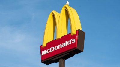 McDonald's в Японии расстаётся с популярностью