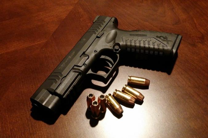 handgun 23 676x450 1 - В Киргизии запретят торговлю оружием в школах и больницах