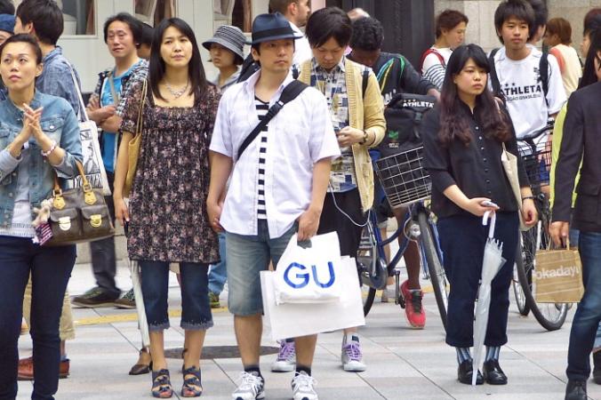 Дресс-код для чиновников Японии на лето: гавайские рубашки и укороченные брюки