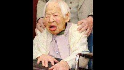 Старейшая женщина планеты умерла в 117 лет