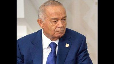 Ислам Каримов выдвинут кандидатом на пост президента Узбекистана