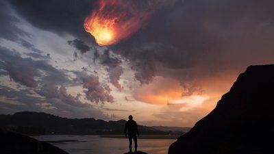 Падение метеорита в Китае — предвестник беды для лидеров компартии? 4 исторических примера