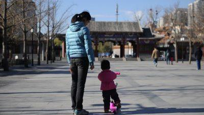 Потеря единственного ребёнка в Китае почти не компенсируется