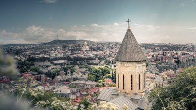 Золотой век Грузии: царица Тамара