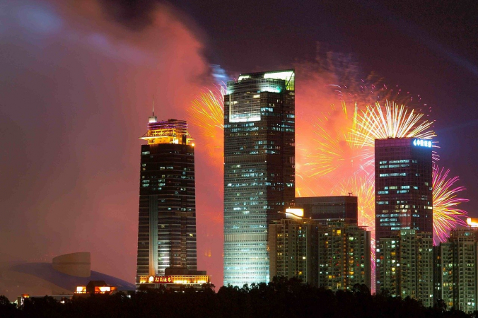 shenzhen fir 676x450 1 - В Азии празднуют Новый год овцы