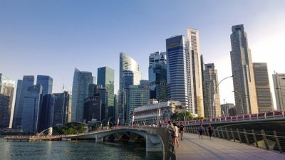 Сингапур отпраздновал 50-летний юбилей независимости от Малайзии