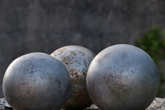 Упавшие во Вьетнаме металлические шары могут быть космическим мусором (видео)
