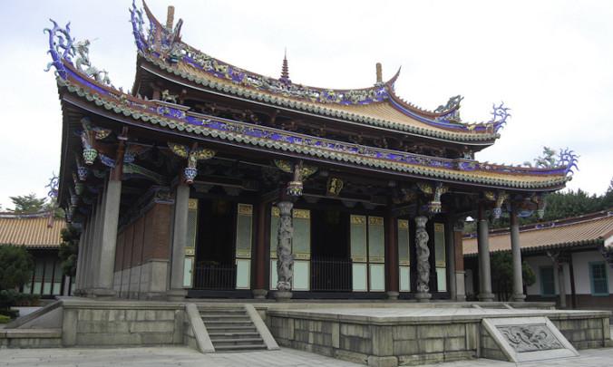 Храм Конфуция, Тайвань. Фото: flickr/CC BY 2.0 | Epoch Times Россия