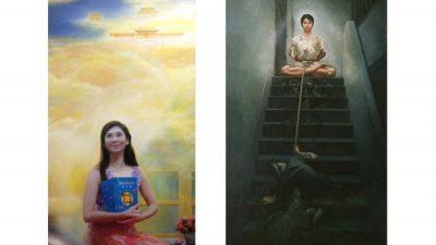 Конкурс портретной живописи NTD остался без победителя