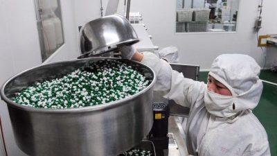 Остерегайтесь контрабандных лекарств из Китая
