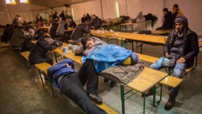 Военно-морские силы Ливии спасли более 100 африканских мигрантов