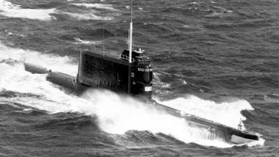 КНДР могла спустить на воду подлодку с баллистическими ракетами