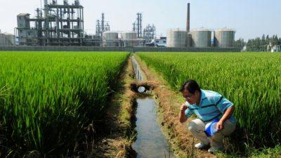Слёзная исповедь чиновника показала состояние дел в экологических службах Китая