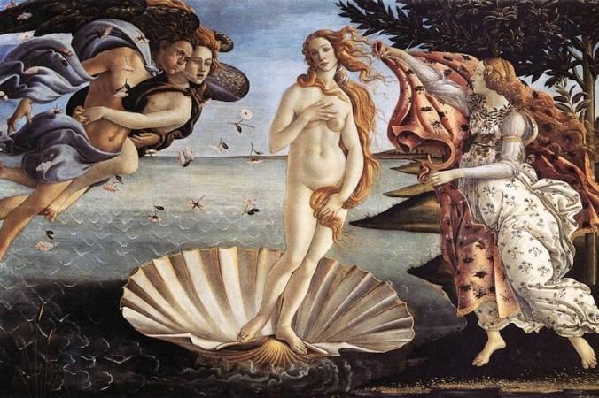 «Рождение Венеры», Сандро Боттичелли, темпера, холст, 1485 г. Фото: Wikimedia   Epoch Times Россия