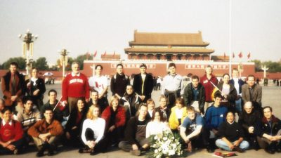 Ещё одно событие на площади Тяньаньмэнь, которое попало в заголовки мировых СМИ