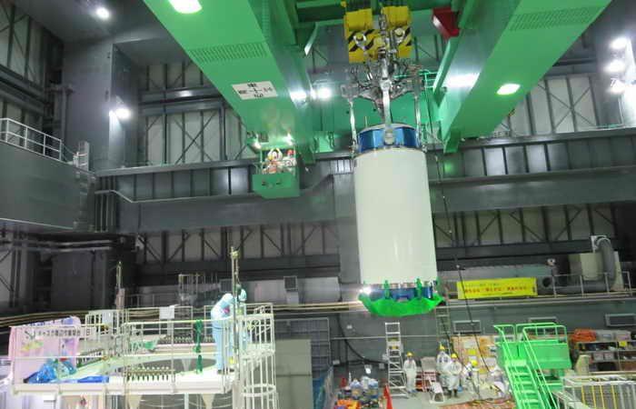 АЭС «Фукусима-1». Фото: Tokyo Electric Power Co via Getty Images | Epoch Times Россия
