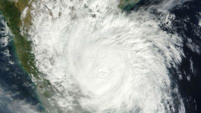 Тайфун «Хагупит»:  масштабных жертв на Филиппинах удалось избежать