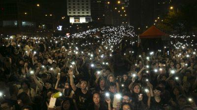 Протестующие в Гонконге рискнули всем ради демократии
