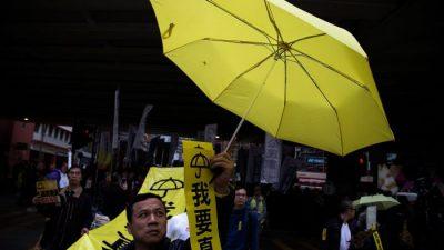 Будущее Гонконга под управлением компартии Китая выглядит мрачно