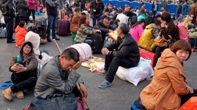 23 млн китайцев не продали билеты на самолёты и поезда из-за низкого «социального рейтинга»