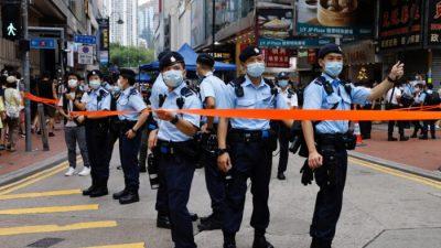 В Гонконге отмечают годовщину передачи города Китаю и ждут массовых протестов