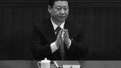 Си Цзиньпин призвал принять реальность кризиса правления компартии