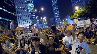Фракция КПК занимается дискредитацией Си Цзиньпина в Гонконге