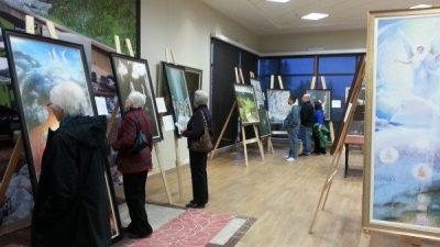 В канадском Эдсоне с успехом прошла международная выставка «Истина, Доброта, Терпение»