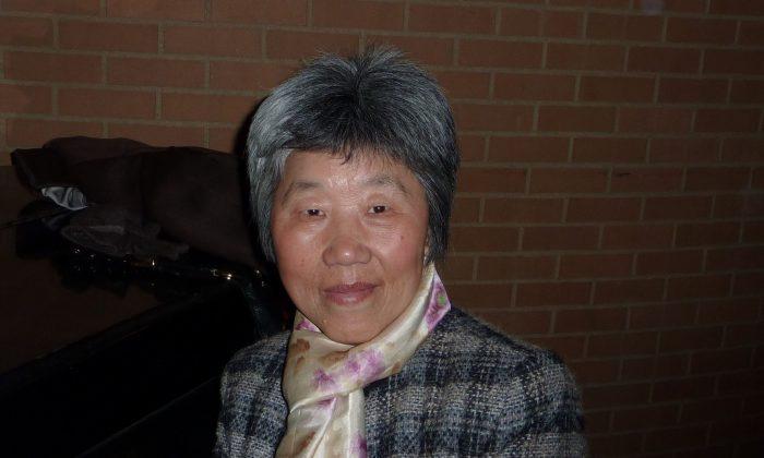 Г-жа Тиан 13 февраля 2015 года в Филадельфии. Г-жа Тянь однажды находилась в больнице в Китае, где, как она полагает, врачи планировали извлечь у нее органы. (Друзья Фалуньгун)   Epoch Times Россия