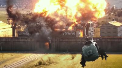 «Неудержимые 3»: на войну опаздывать нельзя