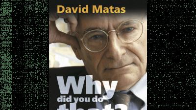 Дэвид Мэйтас: жизнь правозащитника