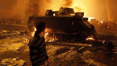 Хосни Мубарак признан невиновным в убийстве демонстрантов в 2011 году