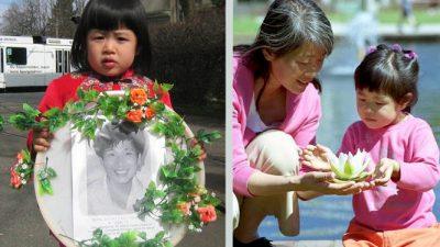 Папу девочки убили. И не только её папу… Чтобы остановить трагедию, она делает бумажные лотосы