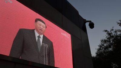 Си Цзиньпин приказал армии сосредоточиться на «подготовке к войне». Это первый приказ 2021 года