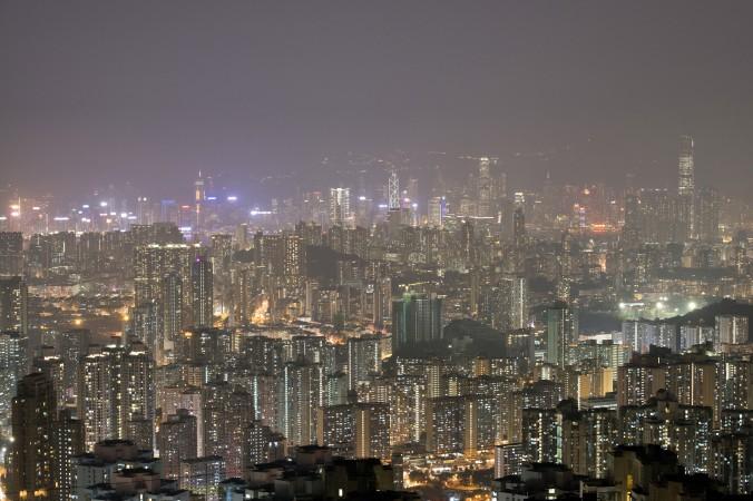 Район Цзюлун в Гонконге, 28 октября 2013 г. Фото: Alex Ogle/AFP/Getty Images | Epoch Times Россия