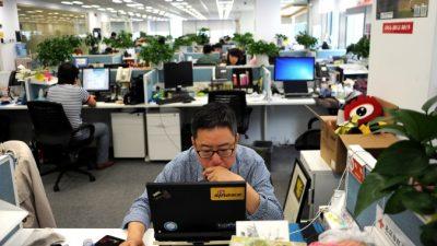 Китайские юристы винят в разводах соцсети