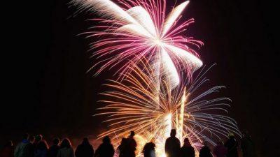 В Макао открылся ежегодный конкурс фейерверков