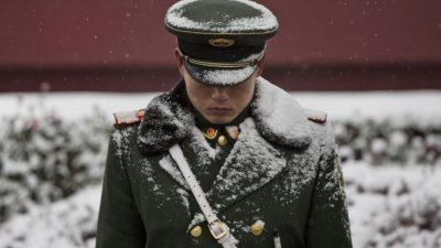 Китайские власти признали пытки?